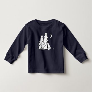 Camping Toddler T-Shirt