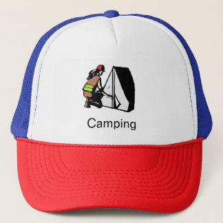 Camping Trucker Baseballkappe Trucker Hat