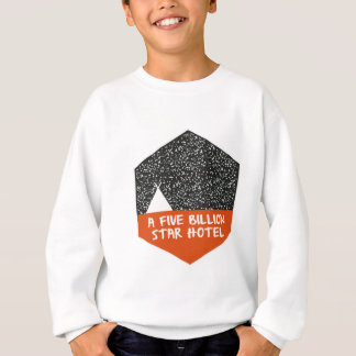 Camping under the stars sweatshirt