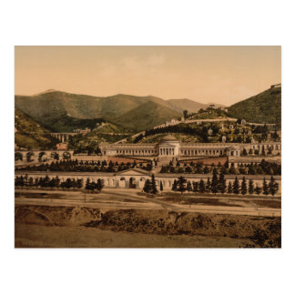 Campo Santo, Genoa, Liguria, Italy Postcard