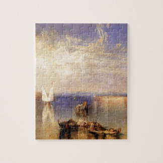 Campo Santo, Venice by William Turner Jigsaw Puzzle