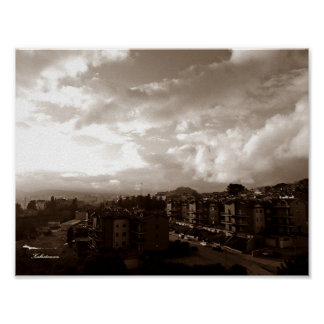 Campobasso, afternoon! poster