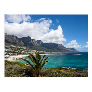 Camps Bay, South Africa Postcard
