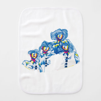 Cams Baby Shop Burp Cloth