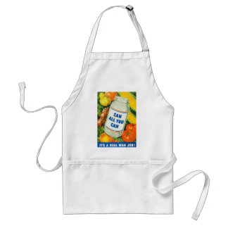 Can All You Can apron