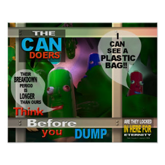 Can Cleanup Poster