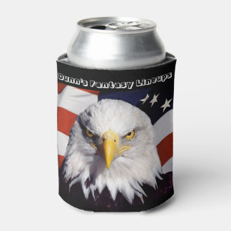 Can cooler American Bald Eagle