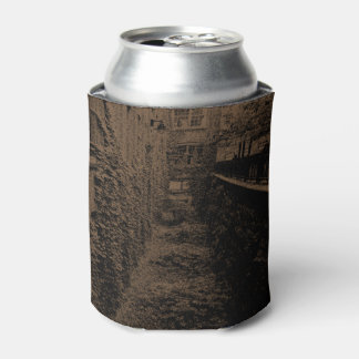Can Cooler - Brick & Ivy Scene - Any Color