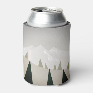 Can cooler : Nordic woods edition