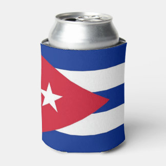 Can Cooler with flag of Cuba