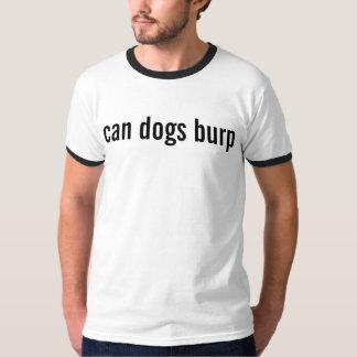 can dogs burp T-Shirt