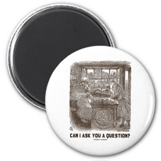 Can I Ask You A Question? (Alice Sheep) Magnet