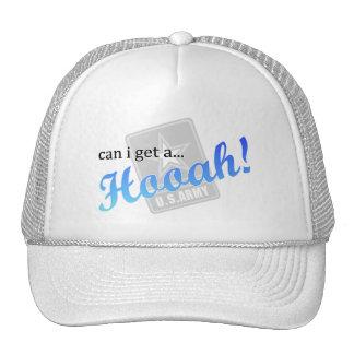 can i get a...Hooah! (blue) Hats