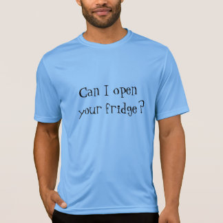 Can I open your fridge Funny Men's T-Shirt