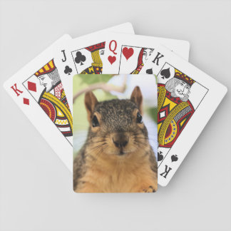Can I try your trail mix Playing Cards