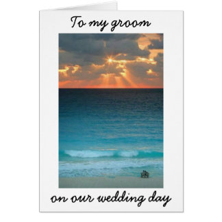 CAN T WAIT TO SPENT MY LIFE WITH YOU-WEDS CARD