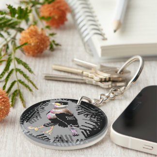 Can unreasonable caracara key ring