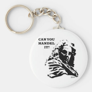 Can You HANDEL It? Key Ring