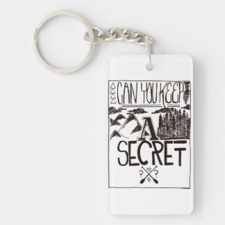 Can You Keep A Secret Key Ring