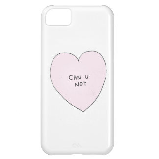 Can you Not: Brandy Melville Inspired iPhone 5C Case