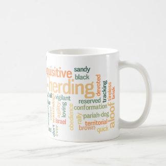 Canaan Dog Coffee Mug