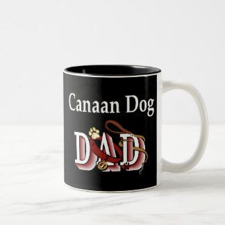 Canaan Dog Dad Mug