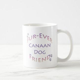 Canaan Dog Furever Coffee Mug