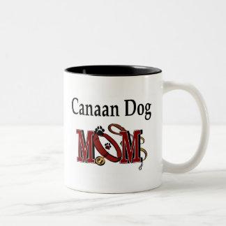 Canaan Dog Mom Mug