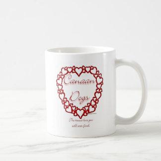 Canaan Dog True Love Coffee Mug