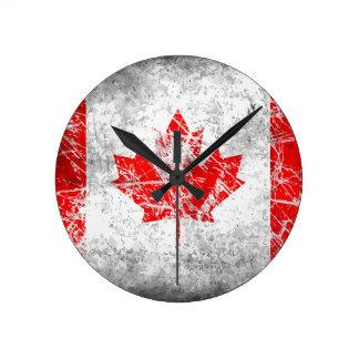 canada2 round clock