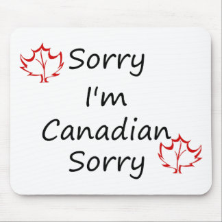 canada5 mouse pad