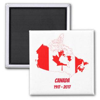 Canada 150 Celebratory Magnet