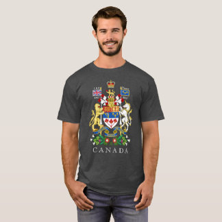 Canada 150 Coat of Arms T-Shirt