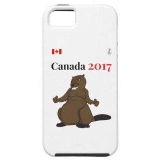 Canada 150 in 2017 Beaver Case For The iPhone 5