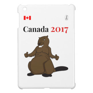 Canada 150 in 2017 Beaver Cover For The iPad Mini
