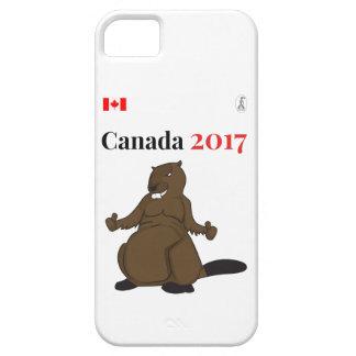 Canada 150 in 2017 Beaver iPhone 5 Case