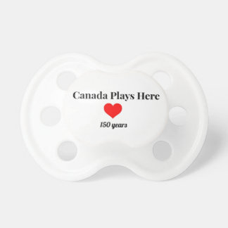 Canada 150 in 2017 Canada Plays Here Dummy