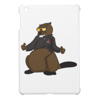 Canada 150 in 2017 Cool Beaver Merchandise iPad Mini Cover
