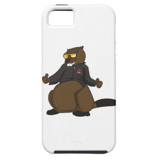 Canada 150 in 2017 Cool Beaver Merchandise iPhone 5 Case