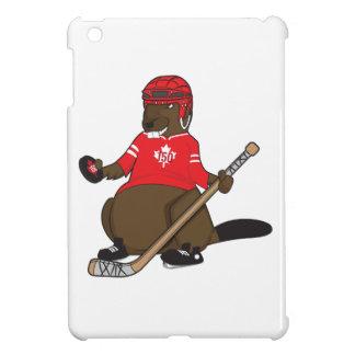 Canada 150 in 2017 Hockey Beaver iPad Mini Cover