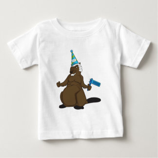Canada 150 in 2017 Party Beaver Merchandise Baby T-Shirt