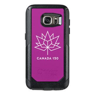 Canada 150 Logo OtterBox Samsung Galaxy S7 Case