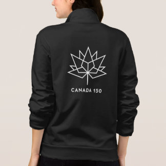 Canada 150 Official Logo - Black and White