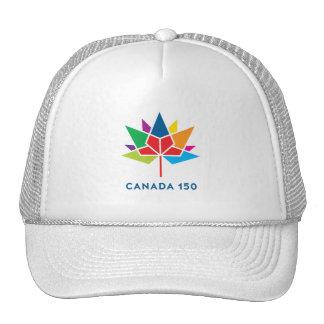 Canada 150 Official Logo - Multicolor Cap