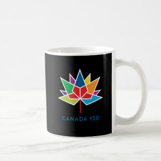 Canada 150 Official Logo - Multicolor Coffee Mug