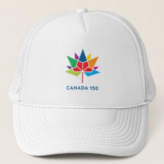 Canada 150 Official Logo - Multicolor Trucker Hat
