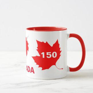 Canada 150 years anniversary one-of-a-kind mug