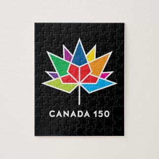 Canada 150th Puzzle