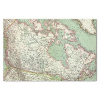 Canada 3 tissue paper