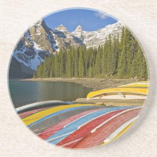 Canada, Alberta, Banff National Park, Moraine Coaster